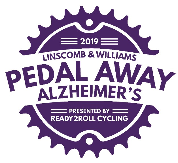 alzheimers ride logo Linscomb & Williams